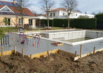 Tecniche costruzione piscine