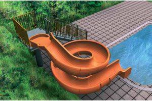 scivoli per piscine
