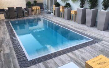 Progettazione e realizzazione piscine interrate